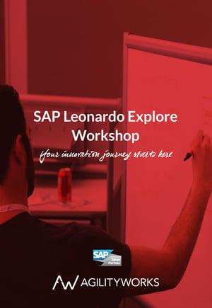 SAP Leonardo Explore Workshop AgilityWorks