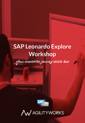SAP Leonardo Explore Workshop AgilityWorks