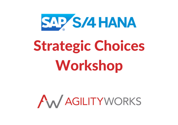 Strategic Choices Feature