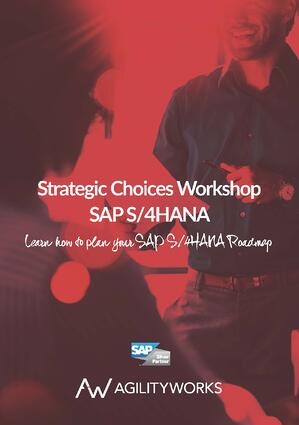 Strategic Choices Workshop Flyer