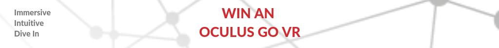 WIN AN OCULUS GO VR