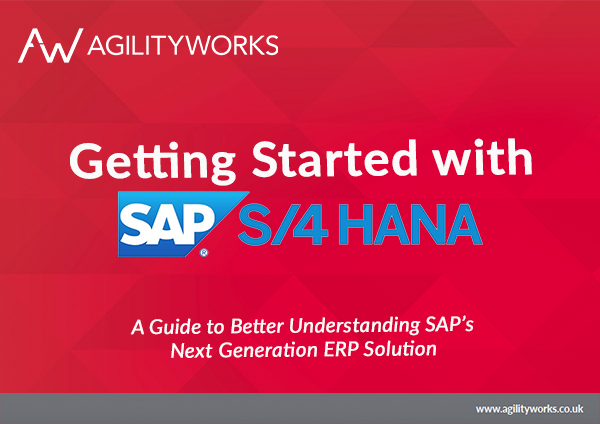 Getting Started with SAP S/4HANA AgilityWorks eBook